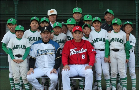 2017/12/10 J-COM×NHKジュニア野球教室に参加しました。